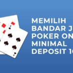 Bermain Game Judi Poker Online PC Dengan Mudah